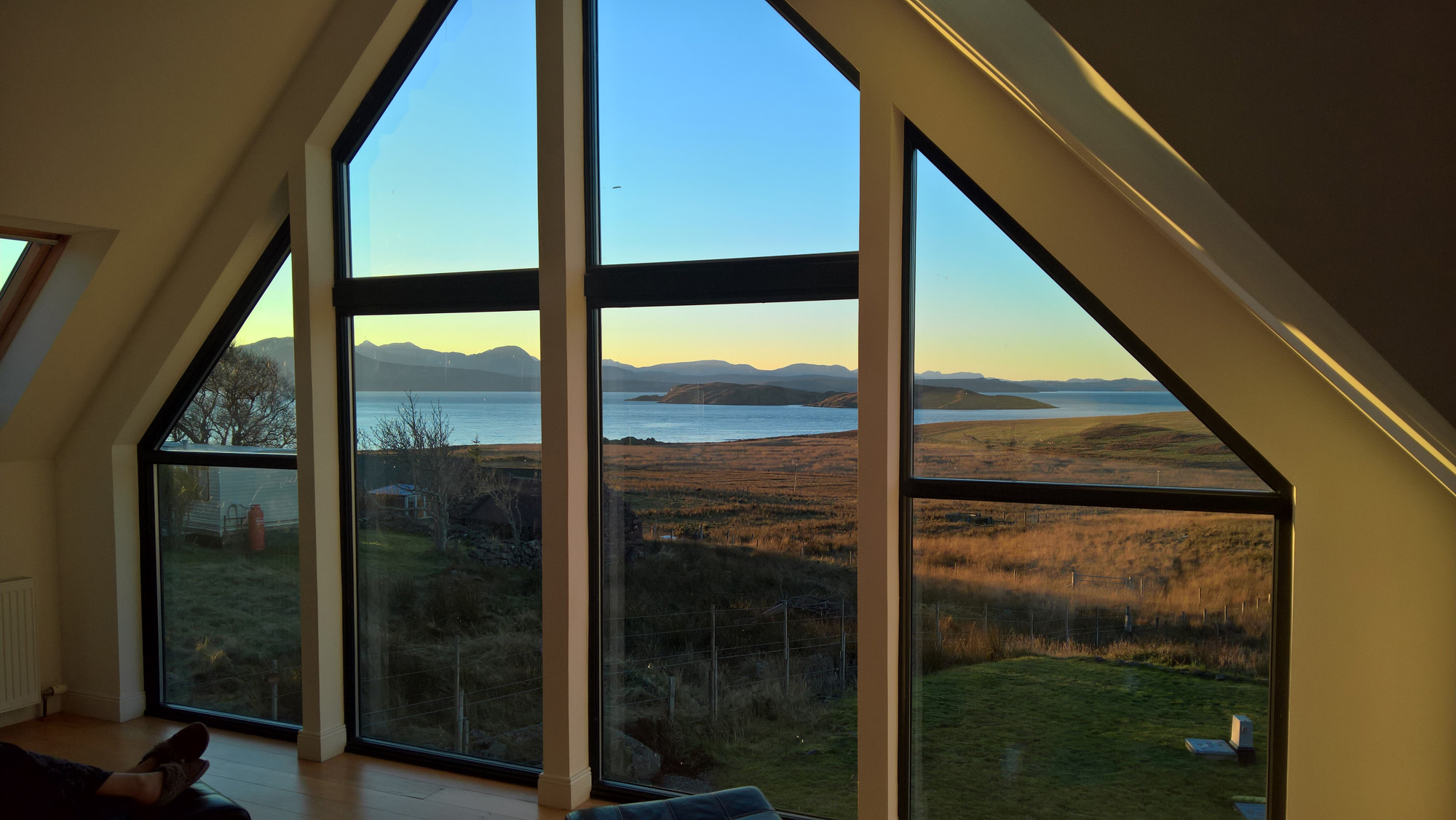 Stac Polly Cottage  Luxury Self Catering Holiday  West Coast