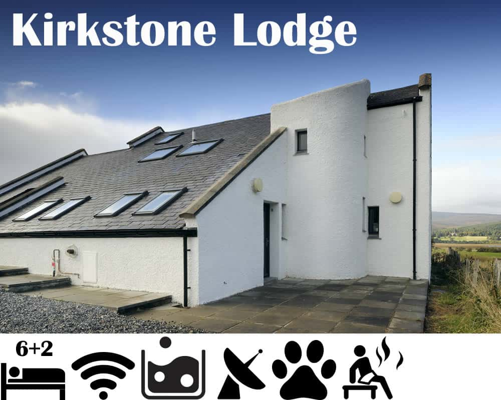 Kirkstone Lodge - Holiday Let sleeps 8 Aviemore