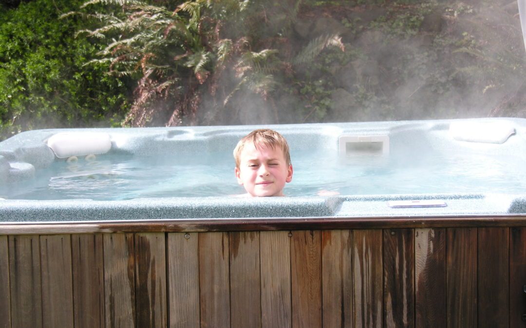 Why you should choose a holiday property with a hot tub