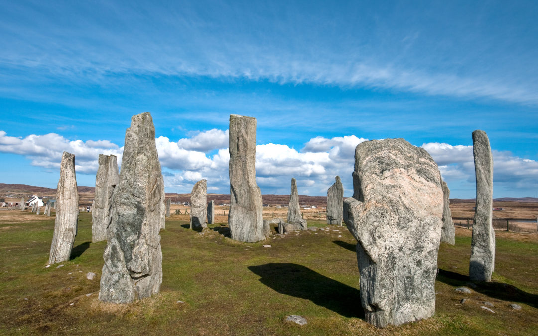Experience history first-hand in Scotland